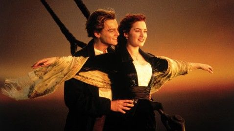 The Titanic <3  I really like this movie...I do think it's pretty great. No, I don't think there was a Rose or a Jake...but who doesn't love a romantic story with REAL history...? <3 love it!