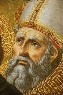Legends of saints and sinners abound in medieval times...And sometimes, the transformation of carnal consciousness to realms beyond things earthly... St. Augustine of Hippo