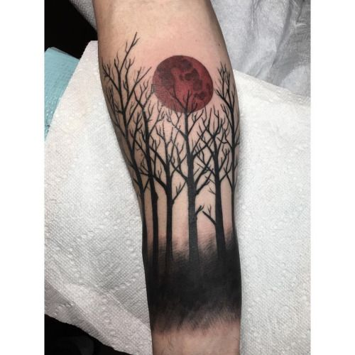 Pinterest the world s catalog of ideas for Birch tree tattoo meaning