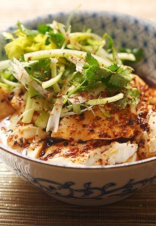 ... dish | tofu and tempeh on Pinterest | Baked tofu, Sauces and Spicy