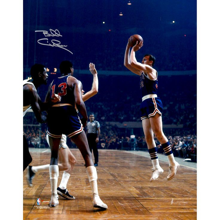 Billy Cunningham Philadelphia 76ers Fanatics Authentic Autographed 16'' x 20'' Shooting Photograph - $127.99