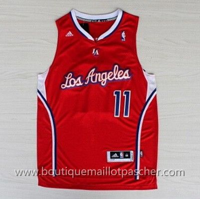 maillot nba pas cher Los Angeles Clippers Crawford #11 Rogue nouveaux tissu 22,99€