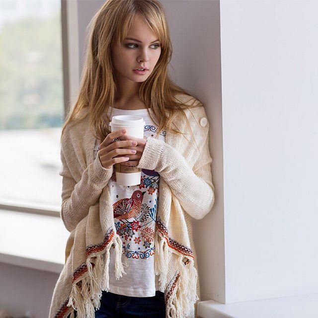 Это пост любви к уютным и тёплым кофтам, в которые так хочется укутаться с наступлением холодов! ☺️ В O'STIN ты всегда можешь найти чудесные вязаные джемперы от 1199 руб. #Ostin_вещь #Ostin #Остин #джемпер #уют #погода #осень #кофта #холод #мороз #кофе #девушка