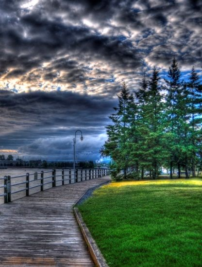 All Along the Boardwalk – Sault Ste. Marie, Ontario – DecentXposure