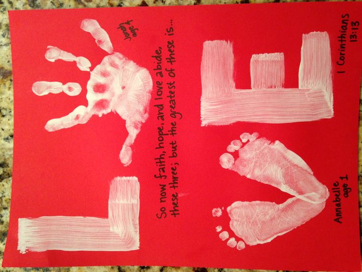 idea for kids Great Christmas gift for parents of my preschoolers Preschool Valentine Crafts To Gift To Parents