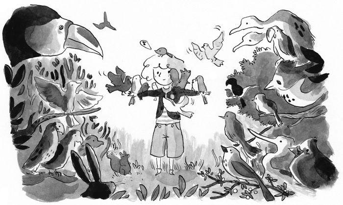 La Charte des auteurs et des illustrateurs jeunesse — Anne Montel