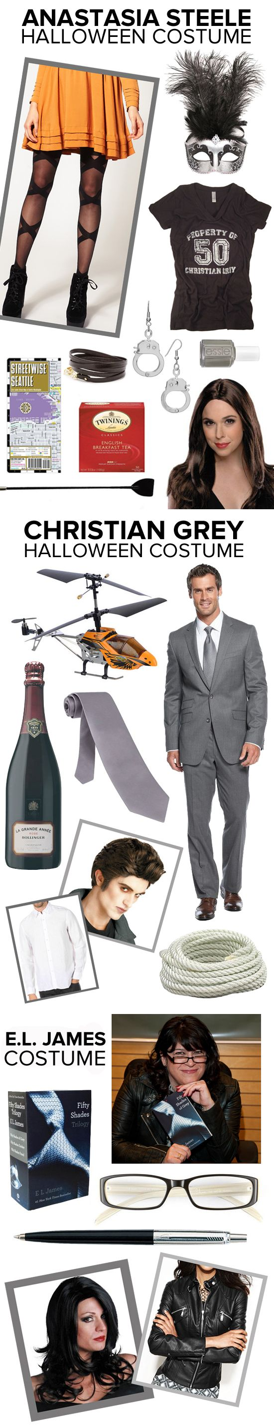 50 Must-Have Props For Your Fifty Shades of Grey Costume