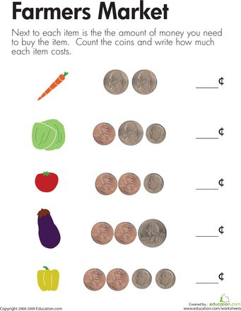 1000+ images about Money Centers & Activities on Pinterest | Coins ...