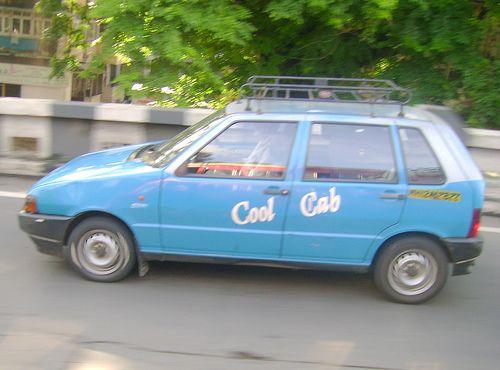 Cool Cab in Mumbai
