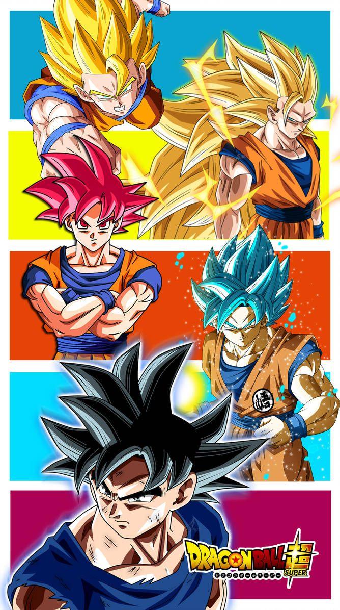Goku Character Profile