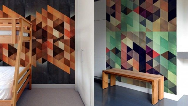 Dress Up Your Home With These Patterned Wall Tiles