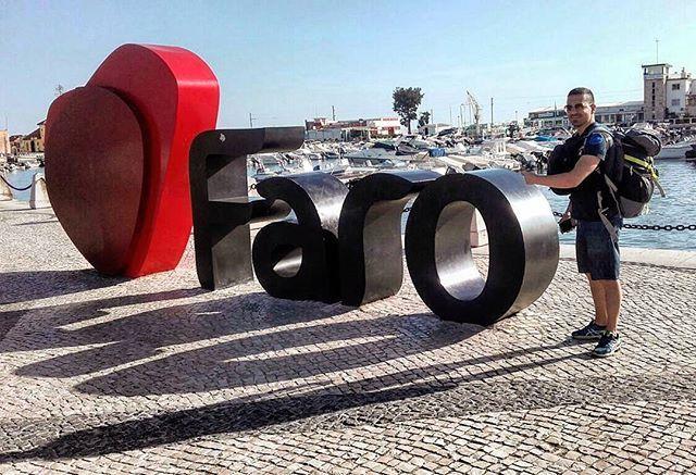 '⚬😍🇵🇹 Faro ed il Portogallo mi accolgoni così...in totale relax 🇵🇹😍⚬ #buongiornocosi a tutti 😘 • • V giorno del super viaggio che mi porterà fino a Lisbona 🇵🇹 • • #ilfringuelloconlavaligia  #faro #portogallo #portugal #spagna #spain ➡ #lisbona #lisboa  #friend #laguna #beach #amazing #italianboy #italiangirl #beautiful #followme #likeforlike #viaggiare #viaggio #inviaggio #viaggi #picoftheday #photooftheday #buongiornocosi #italia #live #travelblogger #bloggeritalia #italianblogger'…