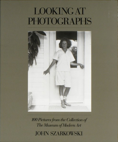 100 Pictures from the Collection of The Museum of Modern Art by John Szarkowski - http://www.amazon.com/gp/product/0821226231/ref=as_li_ss_tl?ie=UTF8=1789=390957=0821226231=as2=topphotfilm-20