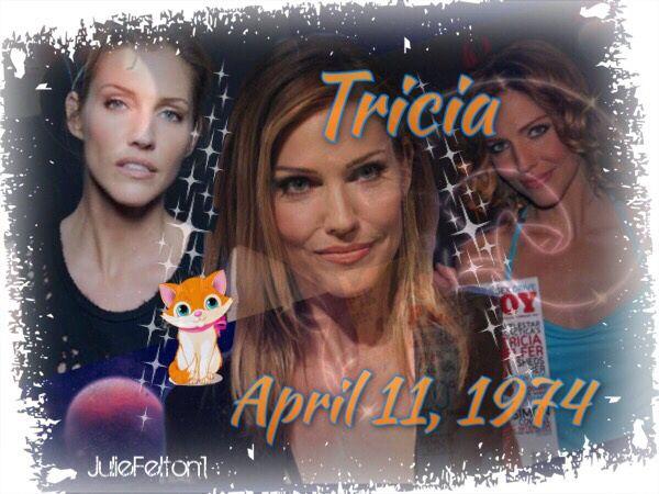 Tricia Helfer 4/11/1974 Aries