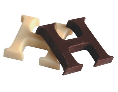 If we've been good, St. Nicolaas will leave a chocolate letter in our klompen (wooden shoe)