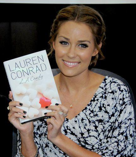 Lauren Conrad: Heroine.