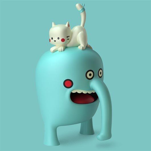 Designer Toys #Toy #Design #Vinyl #Urban #Pop