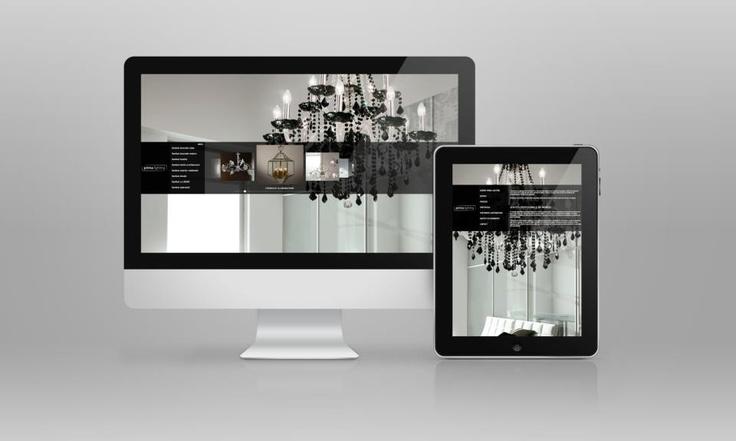 Prima Lighting website