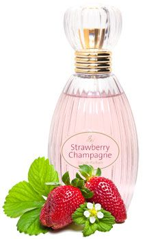 Strawberry Perfume | Strawberry Champagne Judith Williams for women