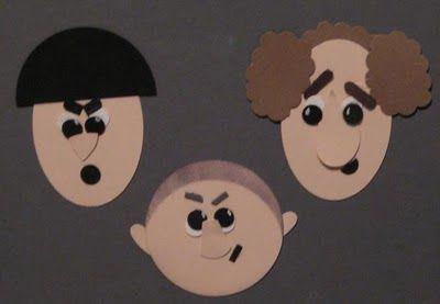 Blinkin', Thinkin', & Inkin': Three Stooges