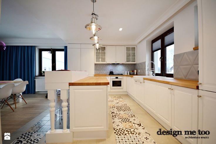 Kuchnia styl Eklektyczny - zdjęcie od design me too - Kuchnia - Styl Eklektyczny - design me too