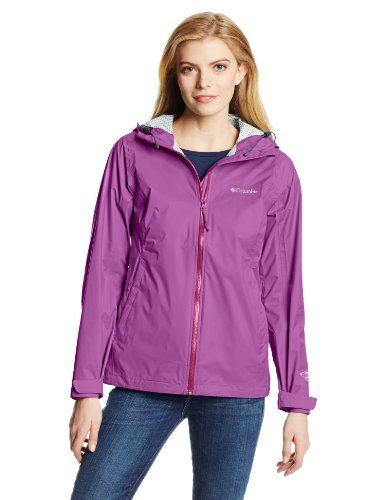 Columbia Sportswear Women's Evapouration Jacket - http://darrenblogs.com/2016/01/columbia-sportswear-womens-evapouration-jacket/