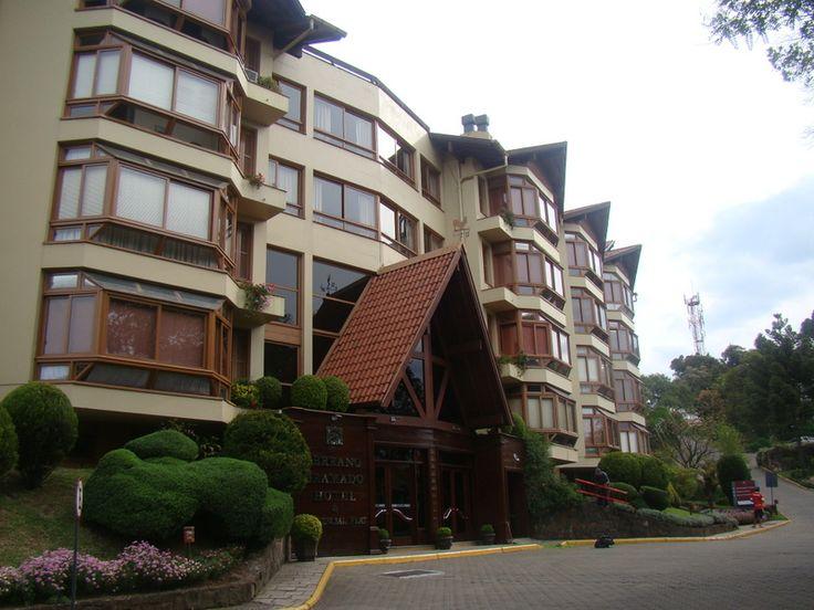 Dica de hotel em Gramado com as crianças: Serrano Resort