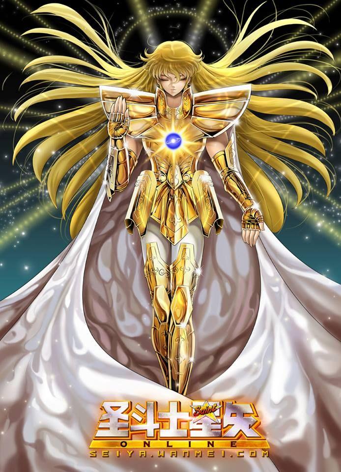Shaka - - Virgo - Saint Seiya - Caballeros del Zodiaco
