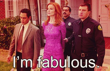 "And she ALWAYS exuded class in everything she did. | 19 Reasons Bree Van De Kamp Gave You Life On ""Desperate Housewives"""