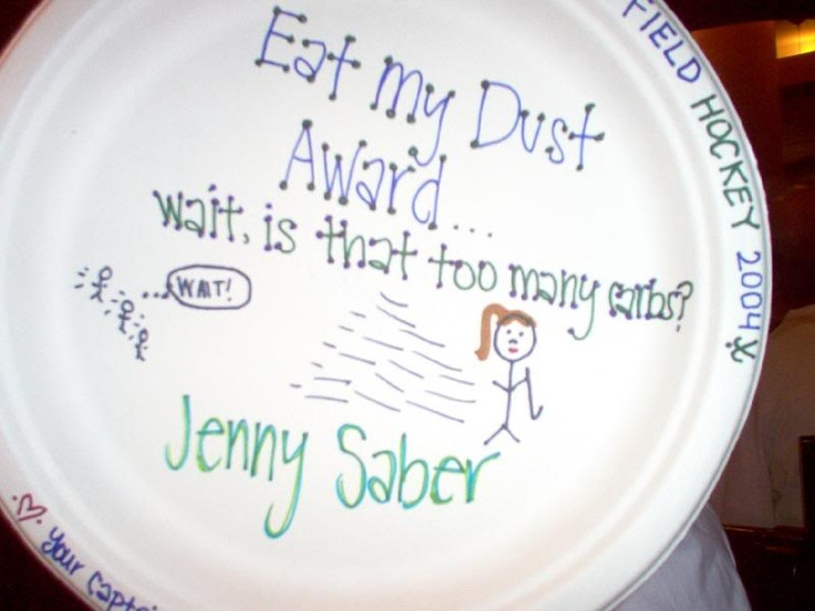 Paper Plate Award Examples - Bing Images