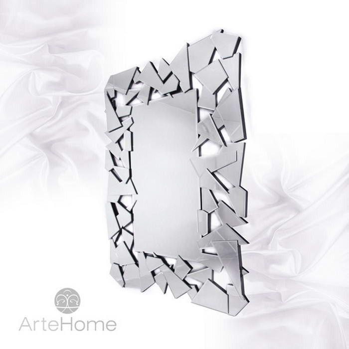Lustro dekoracyjne ArteHome Dana   sklep PrezentBox - akcesoria, zegary ścienne, prezenty