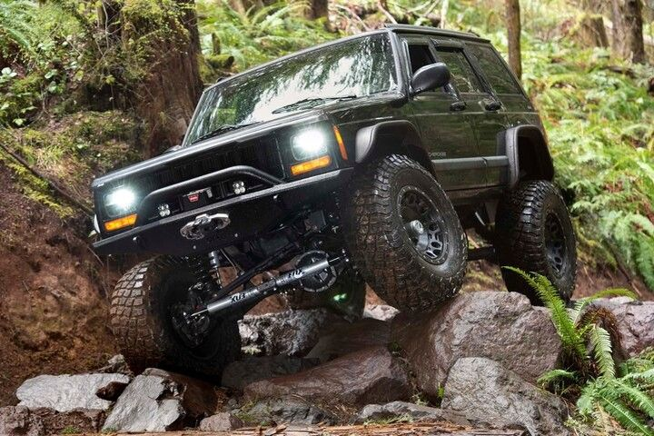 Jp Magazine On Instagram Follow Along As We Take A Stock Jeep Cherokee Xj To The Next Level In Off Road Performance With Jeep Cherokee Jeep Cherokee Xj Jeep