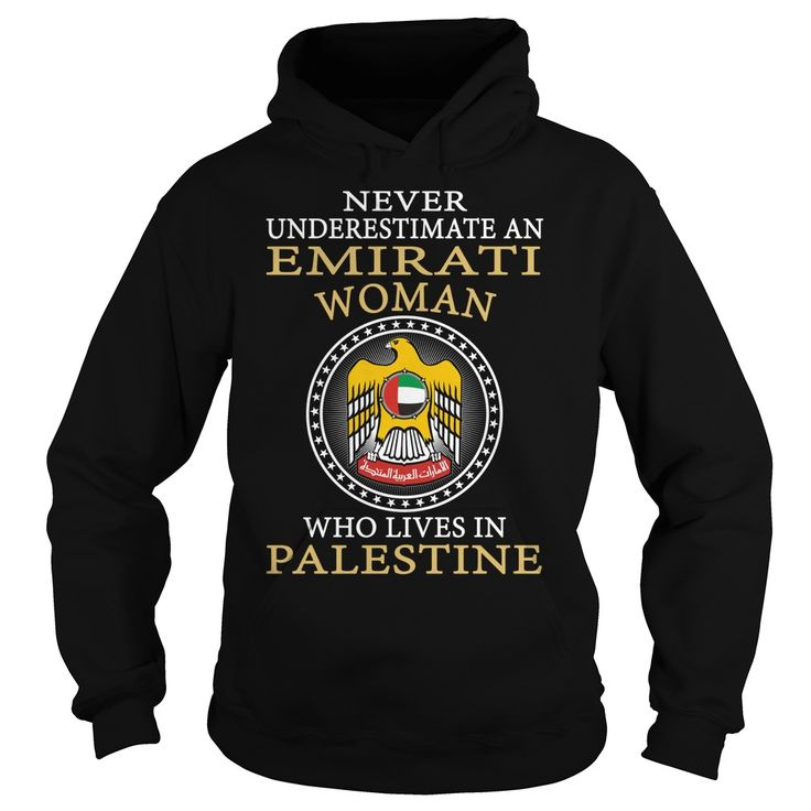 Never Underestimate an Emirati Woman Who Lives in Palestine