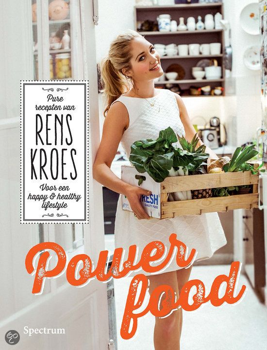 Kip kerrie wraps en boekreview Powerfood - Simone's Kitchen