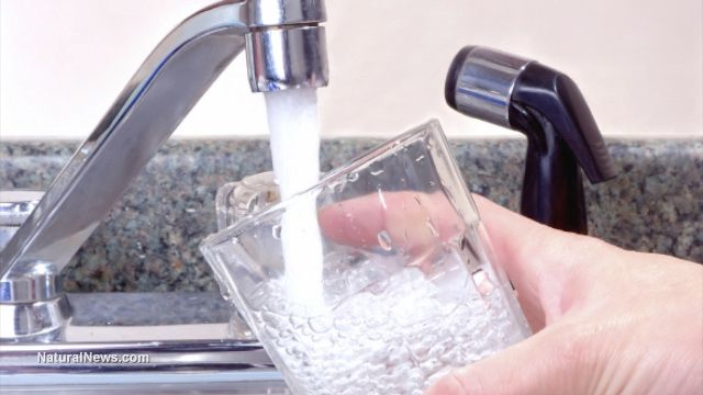 Lithium in the water  http://www.naturalnews.com/048939_lithium_drinking_water_forced_medication.html