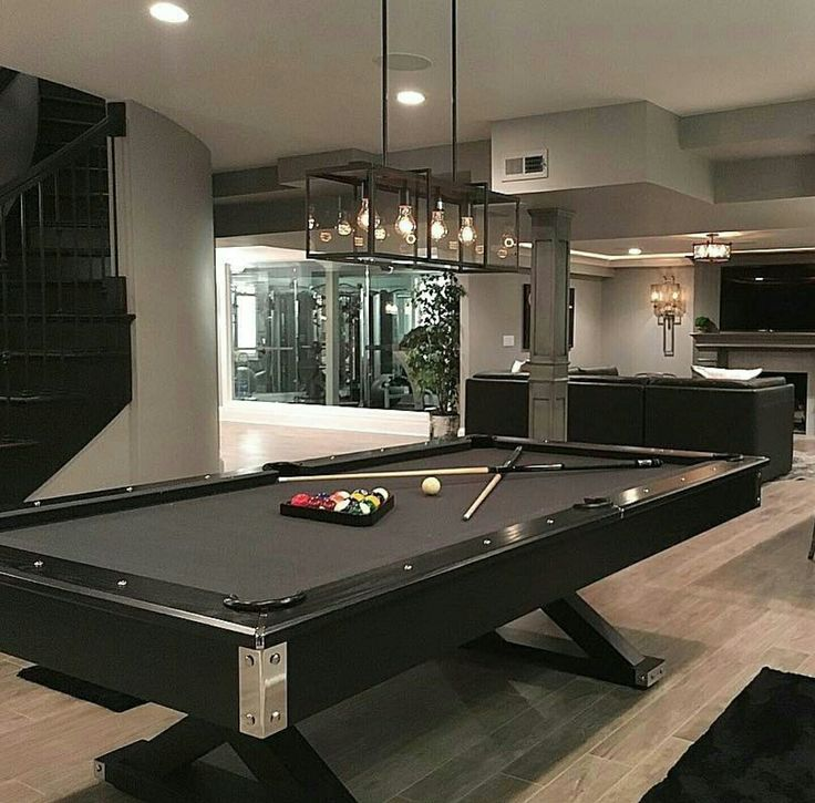 Home Gym Design Ideas Basement: 1000+ Images About REMODELLED BASEMENT IDEAS On Pinterest