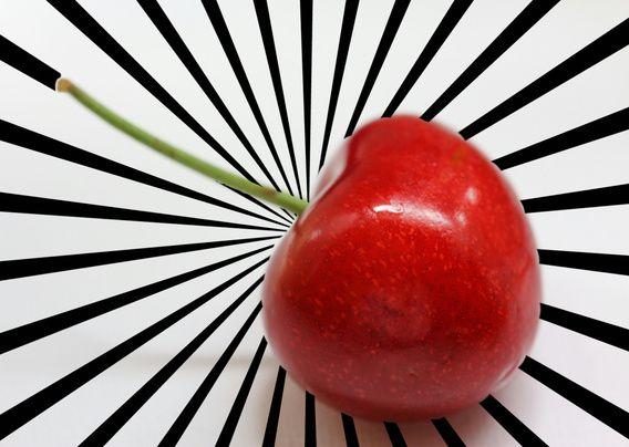 Rote Kirsche