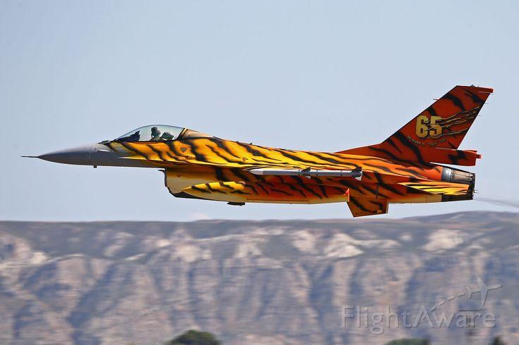 Lockheed F-16 Fighting Falcon | NATO Tiger Meet 2016 ✈ FlightAware