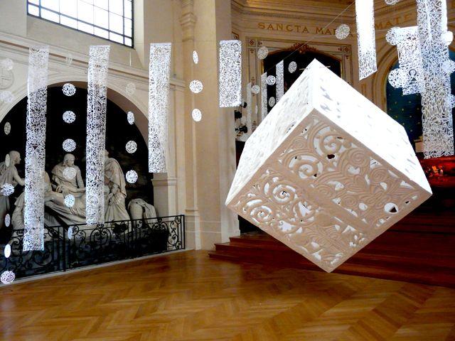 Cube Paris TE AO George Nuku Tracey Tawhiao