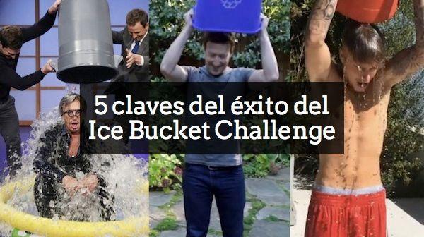 Analizamos el viral del momento y desgranamos 5 claves del éxito del #icebucketchallenge http://goo.gl/GGqAVA