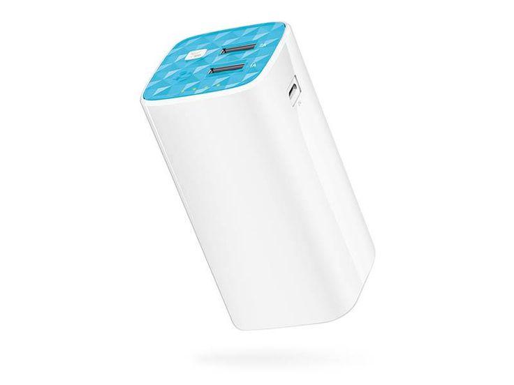TP-LINK 10400mAh biało-niebieski (TL-PB10400) - Opinie i ceny na Ceneo.pl