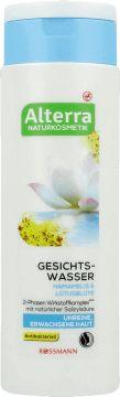 VEGAN! Alterra, tonik do twarzy, Oczar i Kwiat Lotosu, 150 ml, nr kat. 217702 - Internetowa drogeria Rossmann - Zakupy online   9.99zł