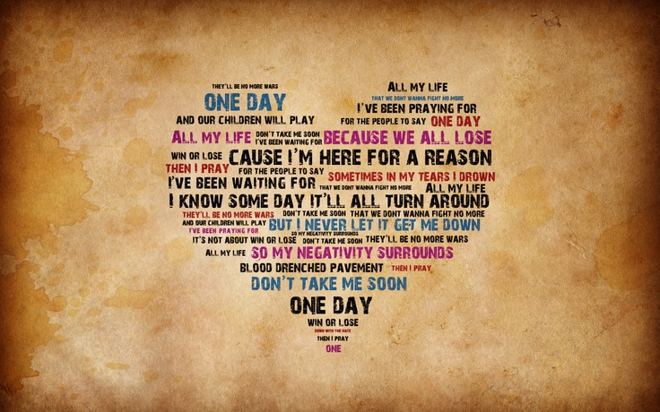 Pictures of Matisyahu One Day Lyrics - #rock-cafe