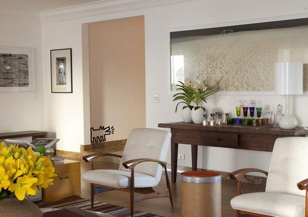 Para expor e degustar: monte o seu próprio bar em casa! (Foto: Tuca Reinés/Arquivo Vogue)