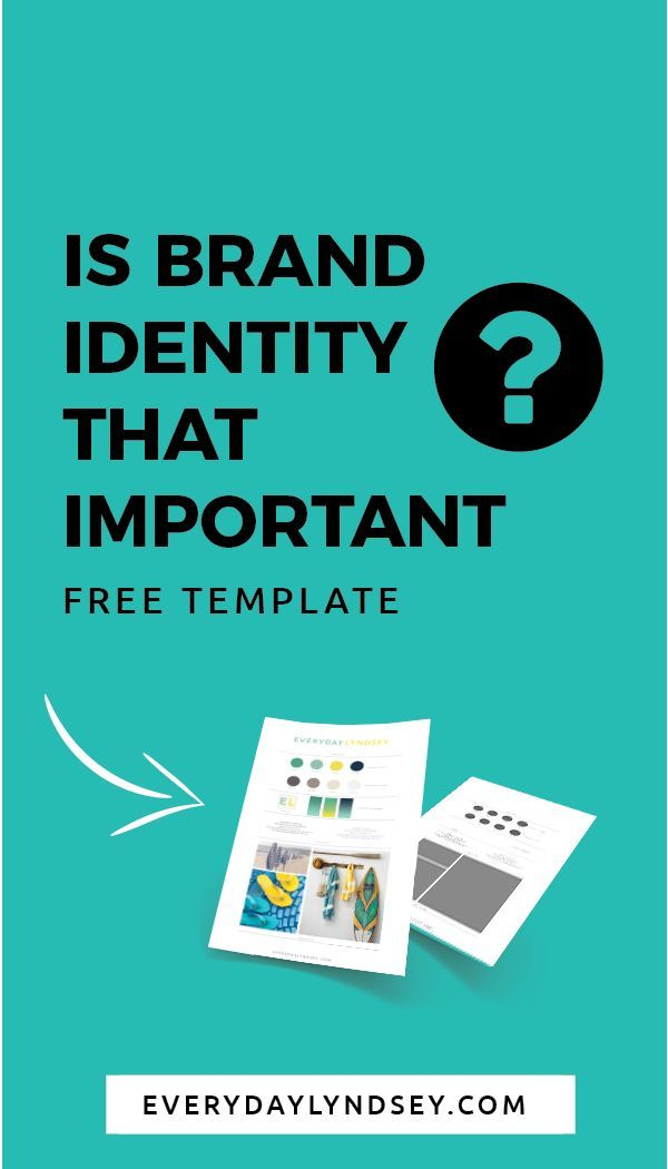 Is Brand Identity Really That Important Brand Identity Branding Your Business Small Business Branding
