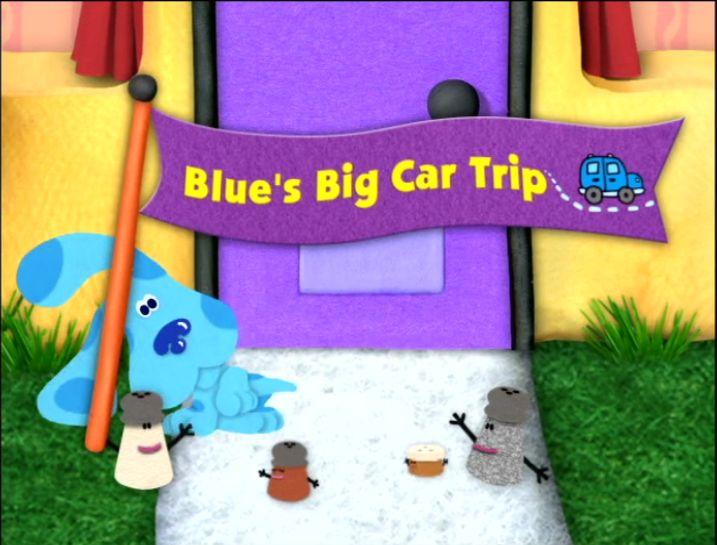 blues clues joes surprise party