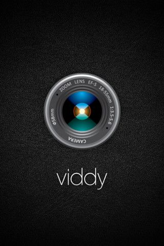 Viddy is a simple way for anyone to capture, beautify, and share videos with the world! iTunes App of the Week - May 12, 2011