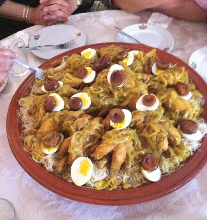 Traditional moroccan food for Authentic moroccan cuisine