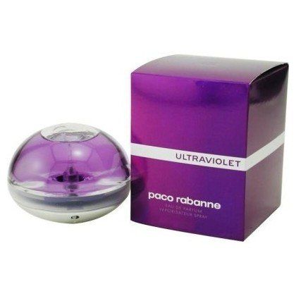 Ultraviolet Perfume for Women Eau De Parfum Spray 10 Oz by Paco Rabanne * View the fragrance in details by clicking the image