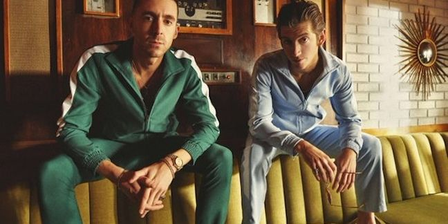 The Last Shadow Puppets Announce New Album Everything You've Come to Expect